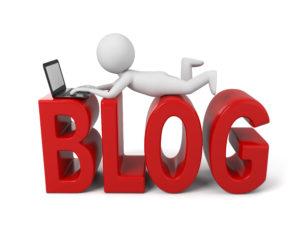 ブログ運用 トップページ キーワード設定