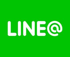 LINE@ラインアット